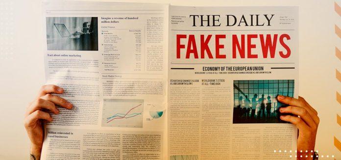 A comunicação e as fake news
